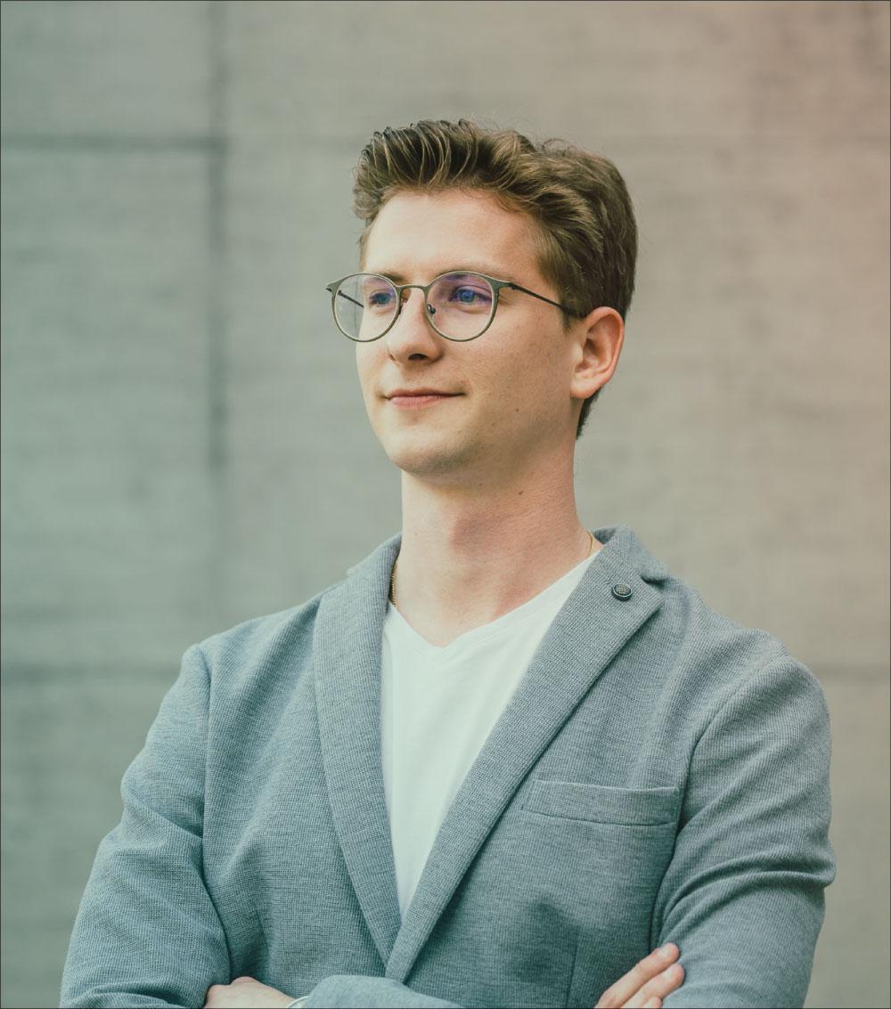Markus Skergeth, BSc.