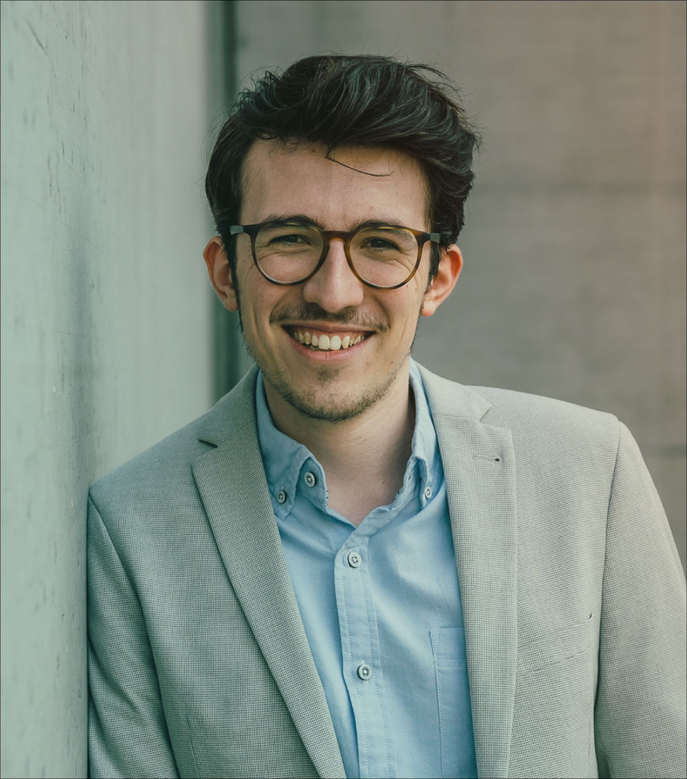 Simon Löwy, BA